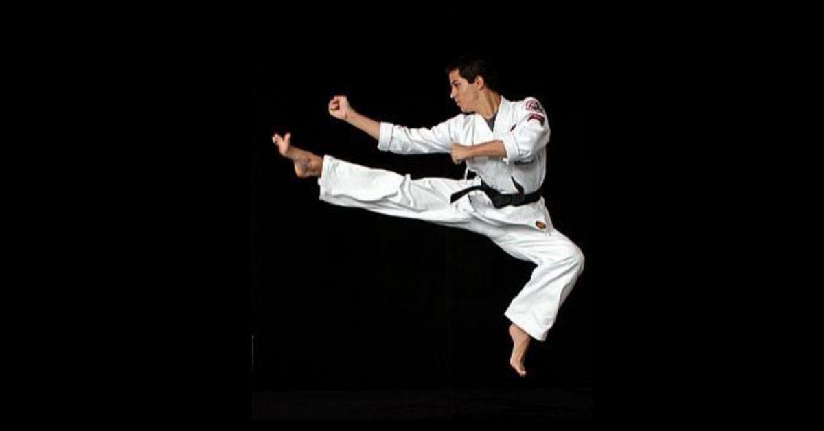 The Unlikely Lesson a Karate Master Taught Me About Sales