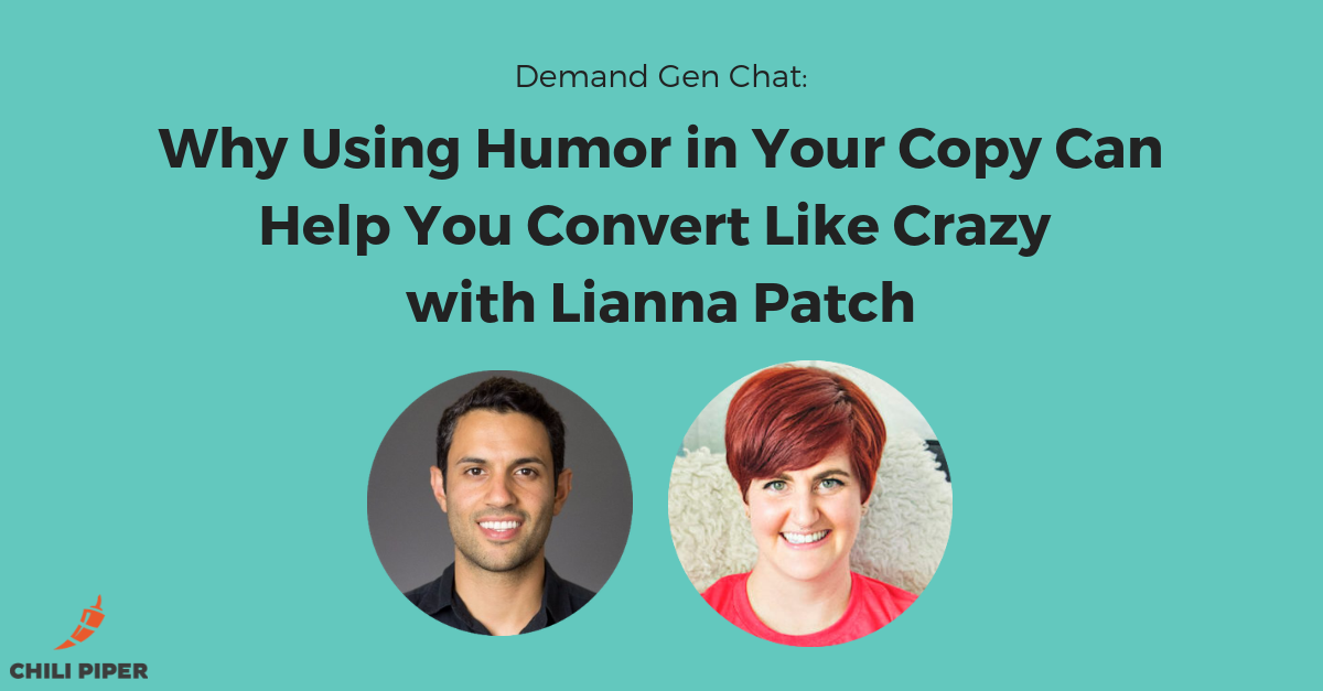 Why Using Humor in Your Copy Can Help You Convert Like Crazy with Lianna Patch