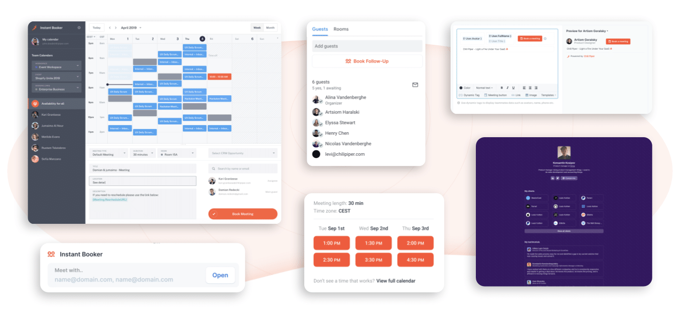 Introducing Chili Meetings Spicy — The Only Meeting Lifecycle Automation Solution For Revenue Reps 🌶