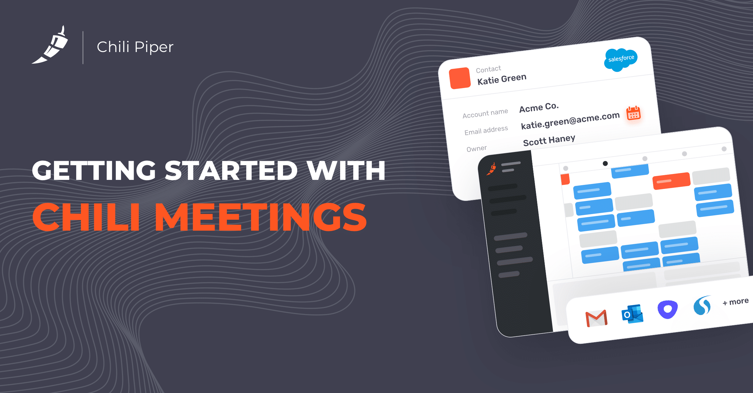 Getting Started with Chili Meetings